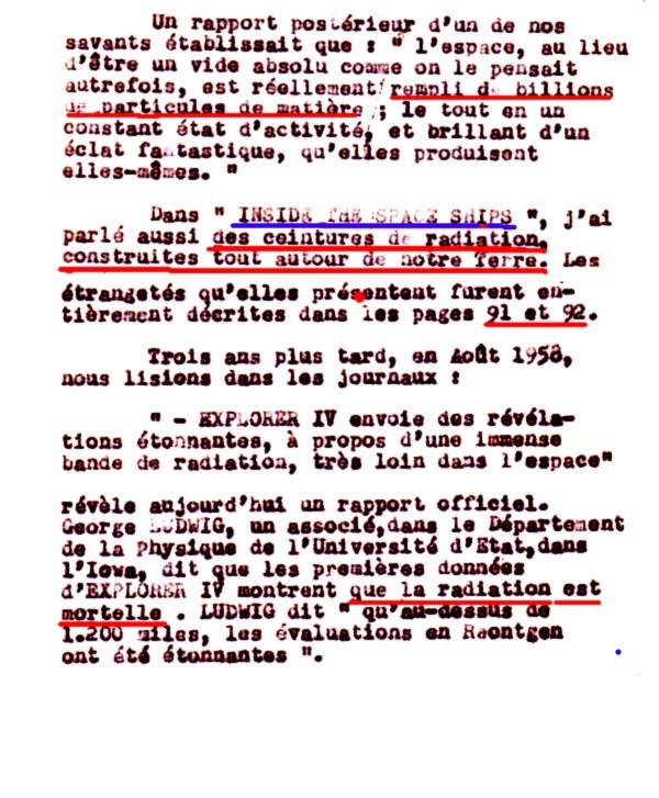 Comme on le voit, Adamski, (traité par certains intellectuels ignares, de  grand affabulateur et de vendeur de hot-dogs au Mont Palomar) , fait ici  d une ... 17ad1a653a9